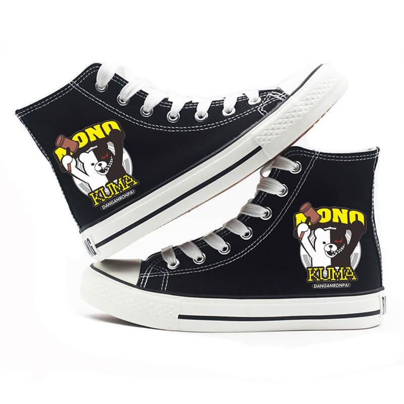 Monokuma Shoes
