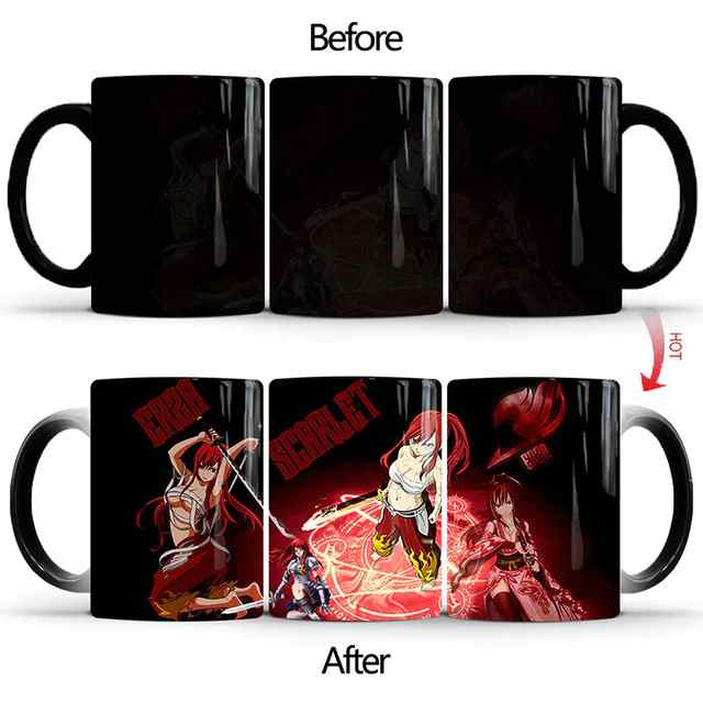 anime fairy tail mugs