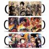 anime one piece mugs