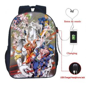backpack jojo bizarre adventure