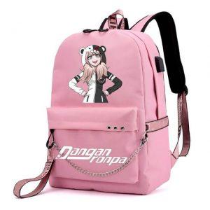 danganronpa backpack pink