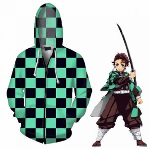 demon slayer jacket