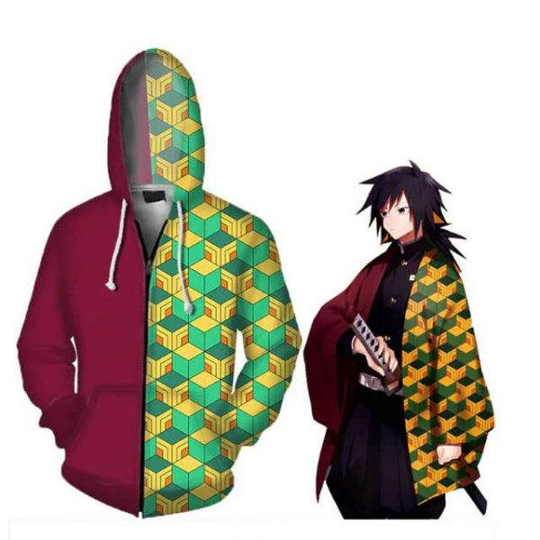 demon slayer jackets