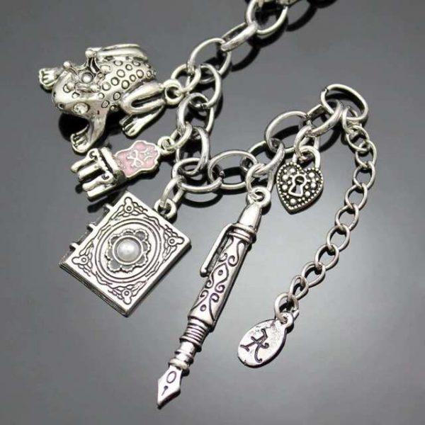 fairy tail silver bracelet