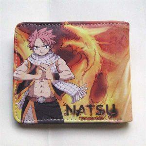 fairy tail wallet natsu