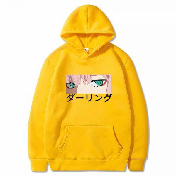 hoodie zero two