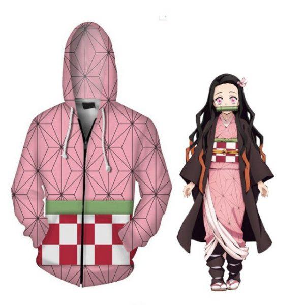 tanjiro jacket
