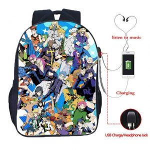 jojo's bizarre adventure backpack