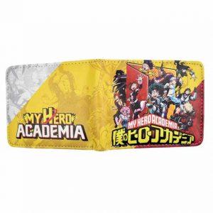 my hero academia juniors wallet