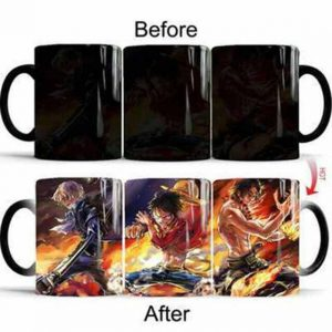 one piece anime mugs