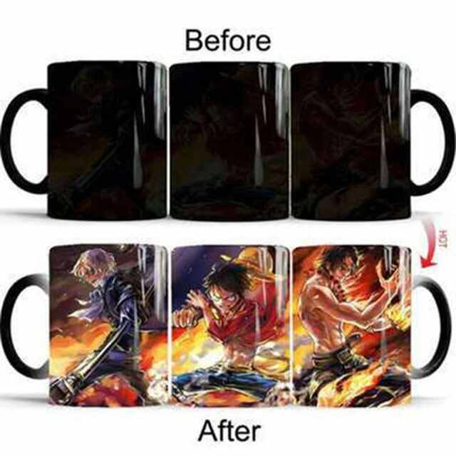 one piece anime mugs