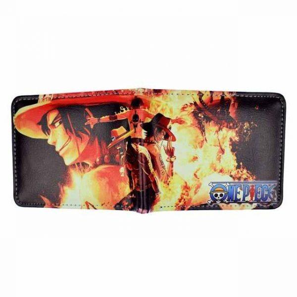 one piece leath wallet
