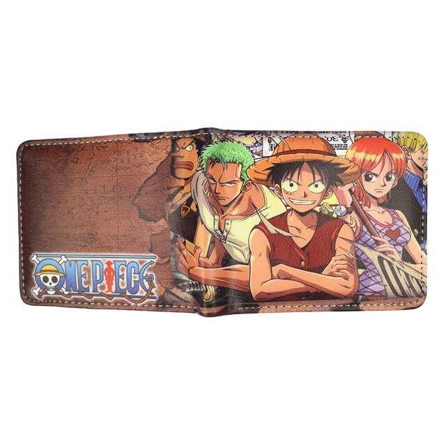 one piece zoro wallet