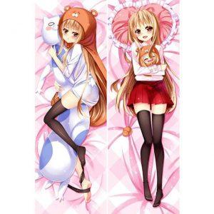 umaru body pillow