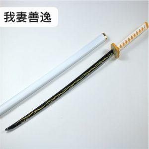 Agatsuma Zenitsu sword