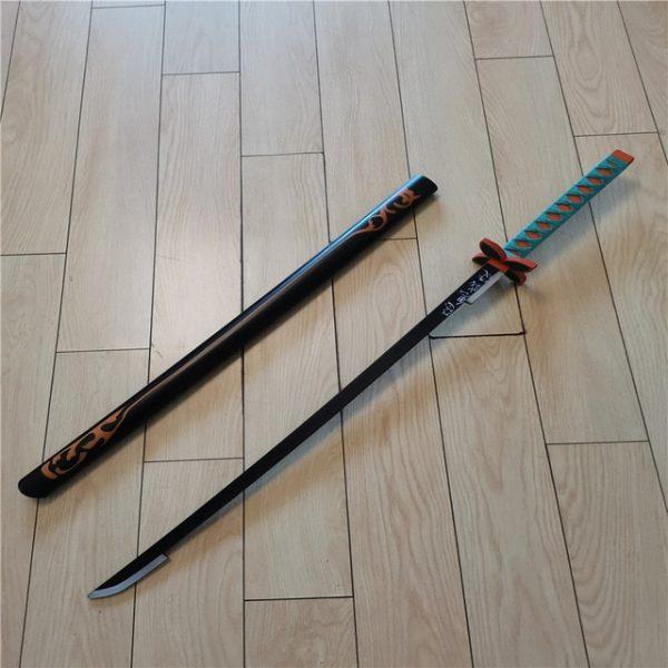 Half Kochou Shinobu sword