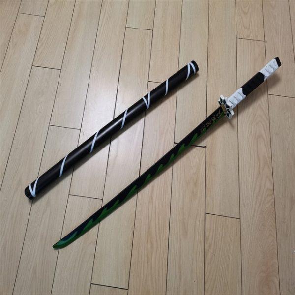 Shinazugawa Sanemi sword