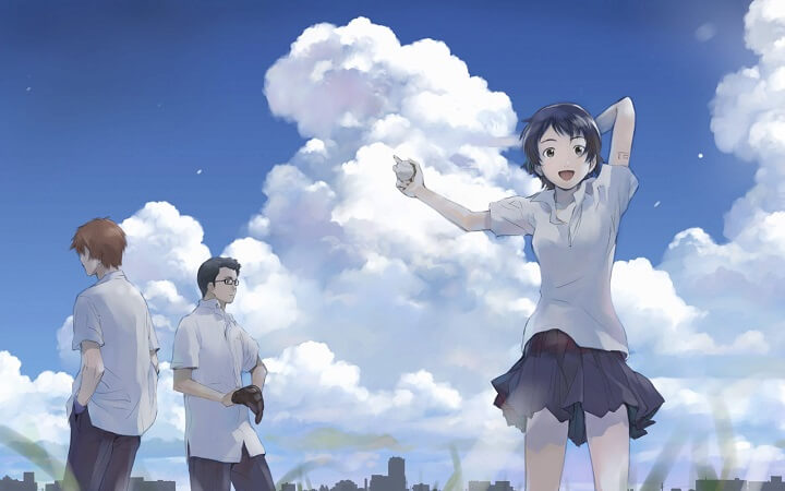 The Girl who Leapt Through Time Anime
