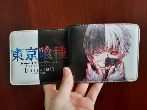 Tokyo Ghoul Wallet photo review
