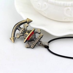 anime one piece necklace