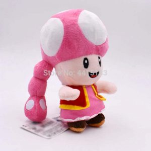 captain toadette plush