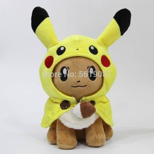 cosplay pikachu plush