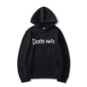 death note hoodie