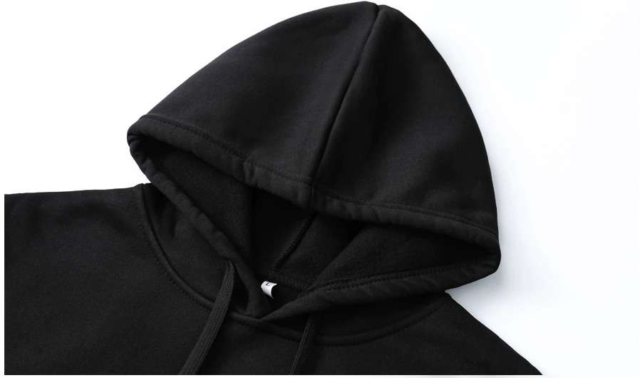 death note hoodie details