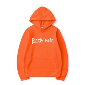 death note men hoodie