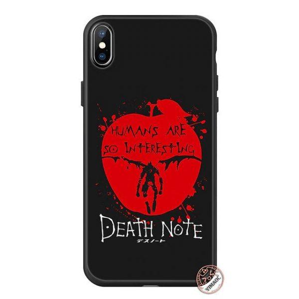 death note phone case