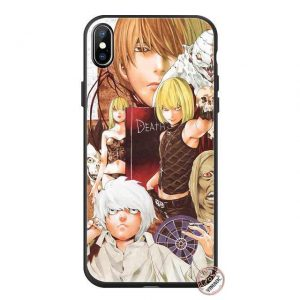 death note phone cases