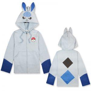 eevee evolutions hoodies