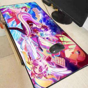 gaming mouse pad no game no life