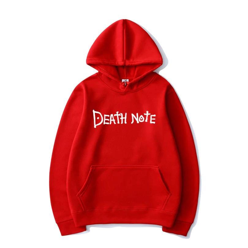 hoodie death note