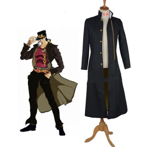 jojo's bizarre adventure jacket