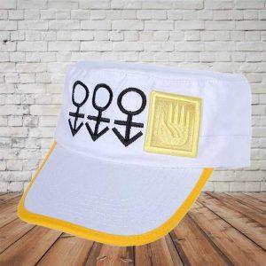 jotaro kujo white hat