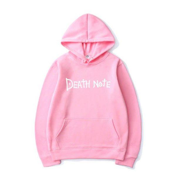 l death note hoodie