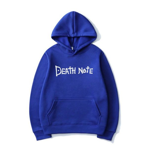 l hoodie death note
