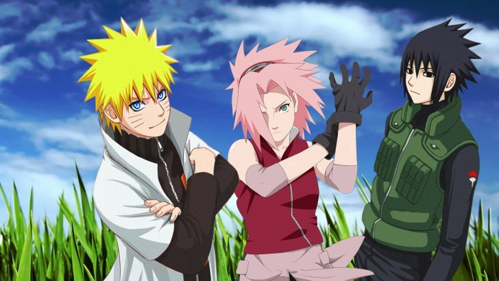 naruto best anime for beginners
