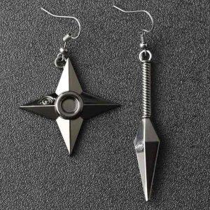 naruto earrings