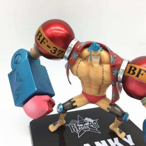 one piece action figure franky