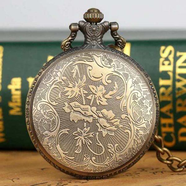 one piece back pocket watch