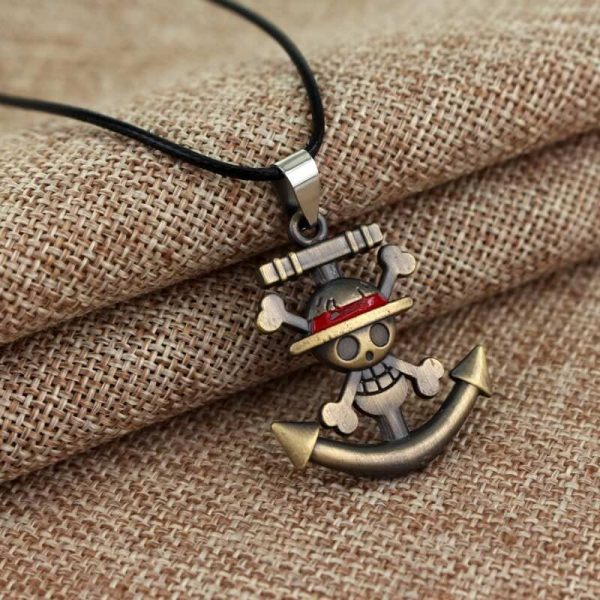 one piece male necklace