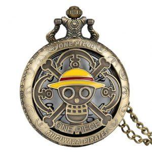 one piece pocket watch