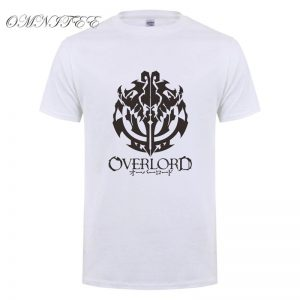 overlord anime t shirt