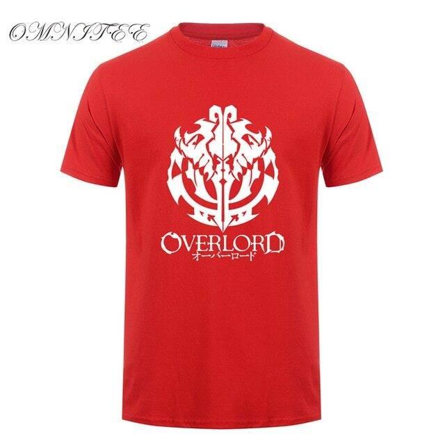 overlord tee shirt
