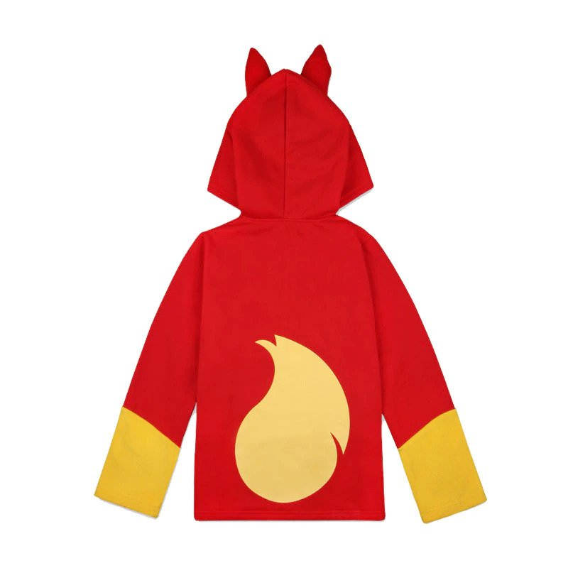 pokemon eevee evolution hoodies