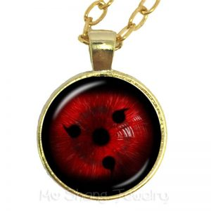 sharingan necklace