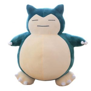 snorlax ditto plush