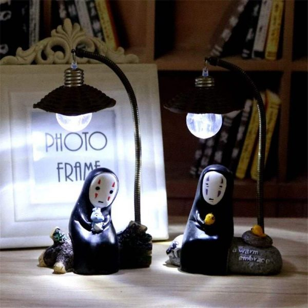 spirited away lamp